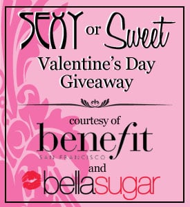 """Enter to Win Benefit's """"Sexy or Sweet?"""" Contest!"""